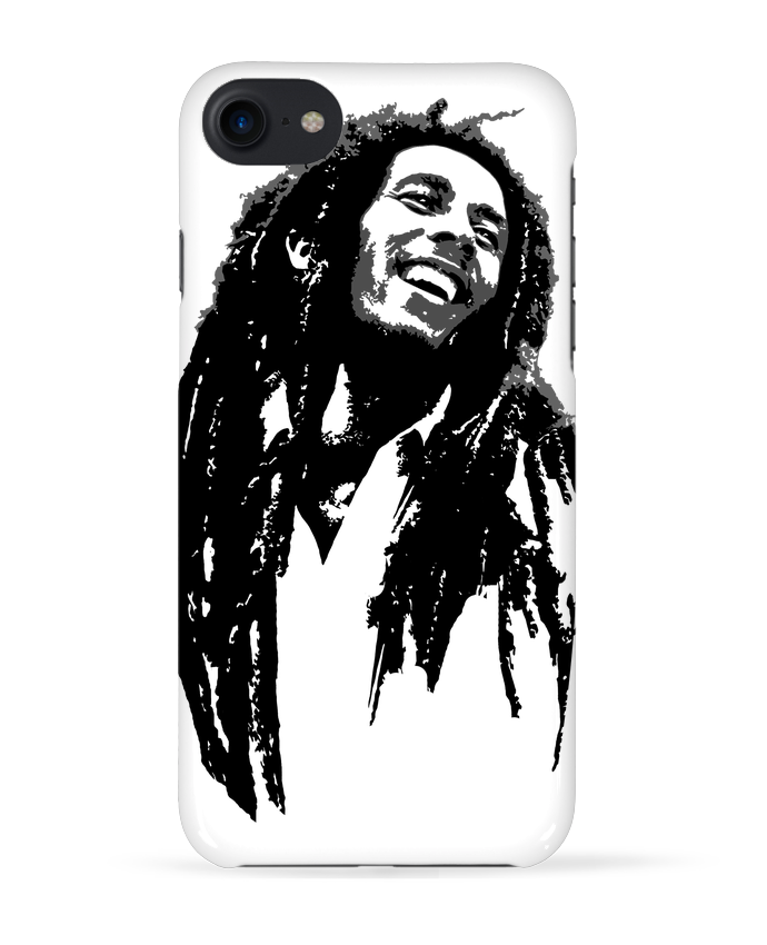 Coque 3D Iphone 7 Bob Marley de Graff4Art