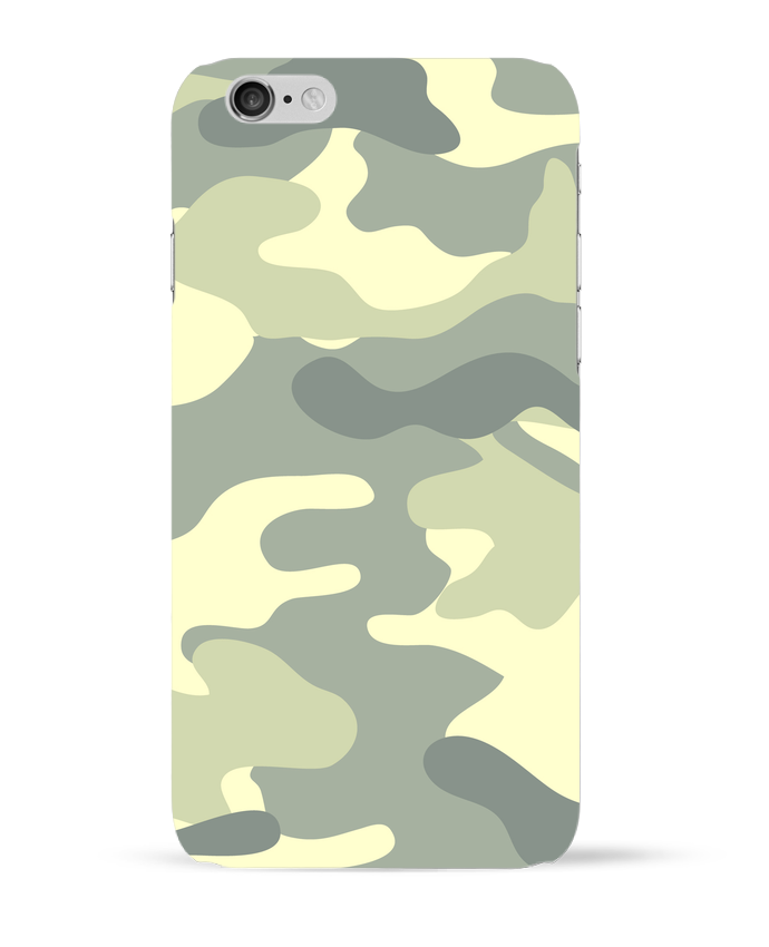 Coque 3D Iphone 6 Camouflage clair par justsayin