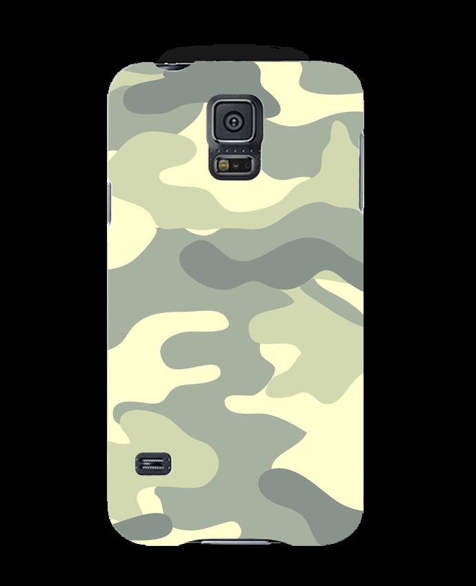 Coque 3D Samsung Galaxy S5 Camouflage clair par justsayin