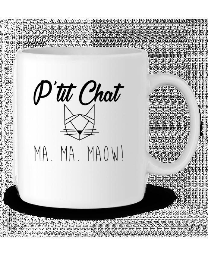 Mug en Céramique p'tit chat par zdav