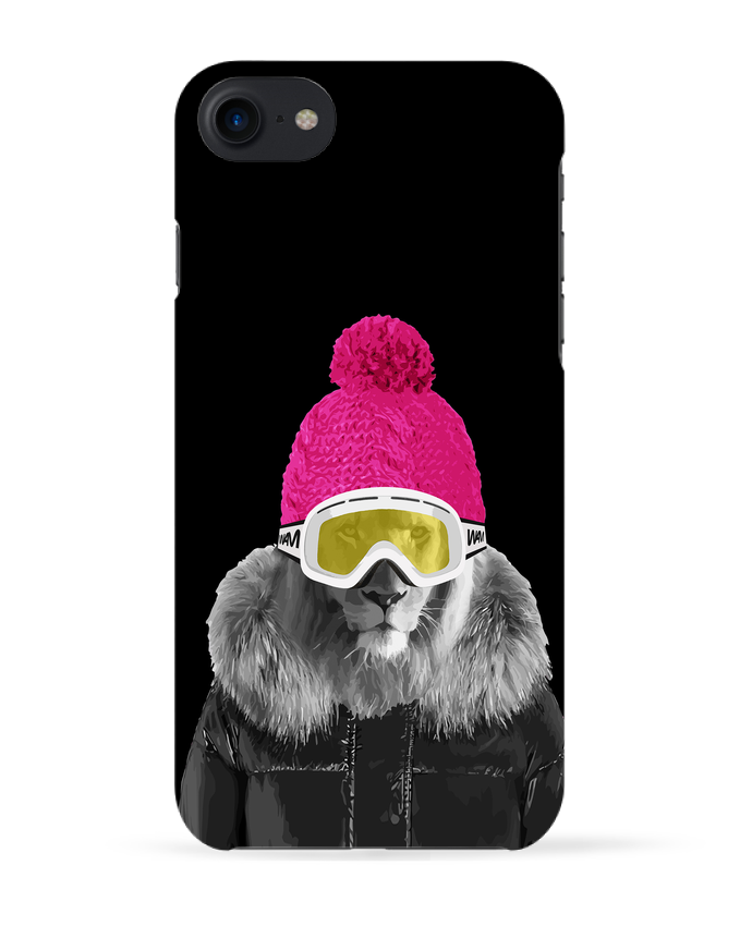coque iphone 7 snow