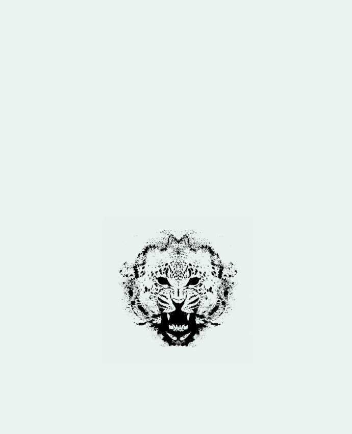 Sac en Toile Coton leopard par Graff4Art