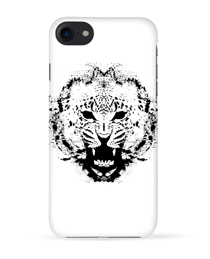 Coque 3D Iphone 7 leopard de Graff4Art