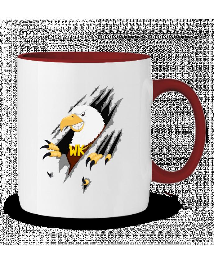 Mug Aigle Logo Royal Bicolore Céramique Wilykv En pwqR8AP