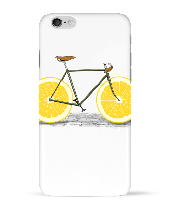 Coque 3D Iphone 6 Zest par Florent Bodart