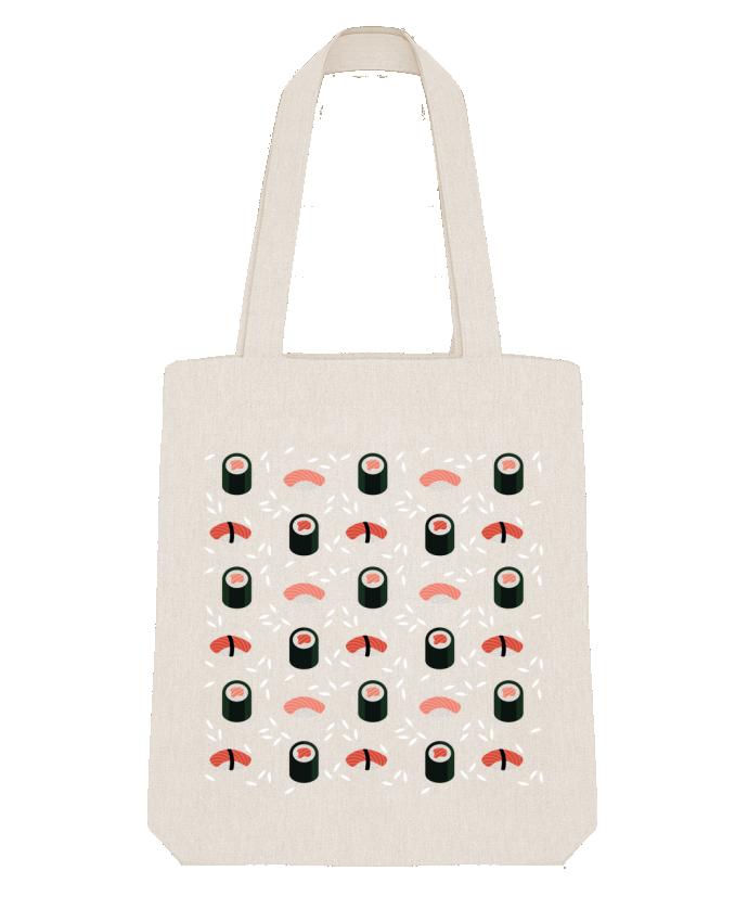 Tote Bag Stanley Stella Sushi par GWEN