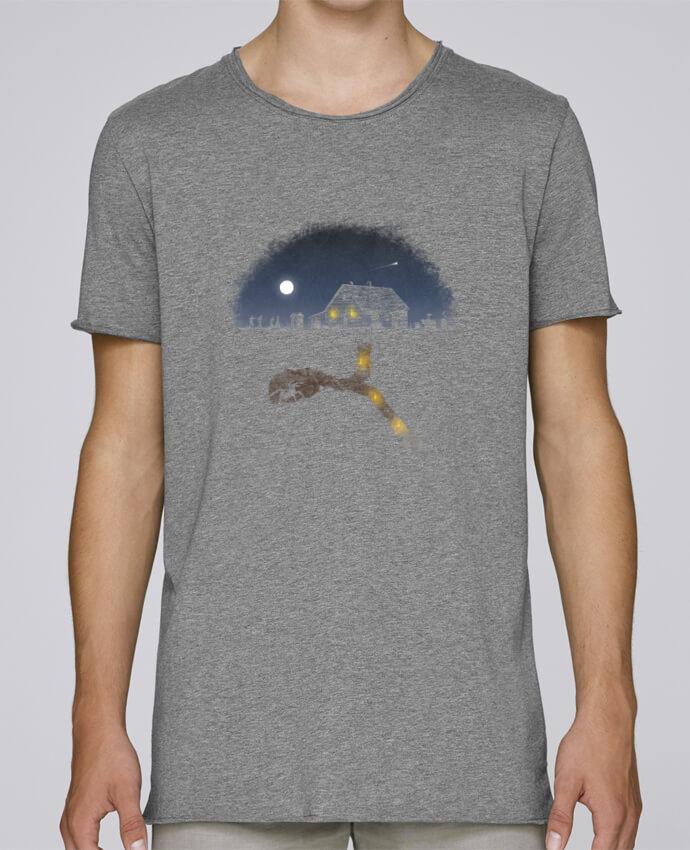 T-shirt Homme Oversized Stanley Skates Always Digging par Florent Bodart