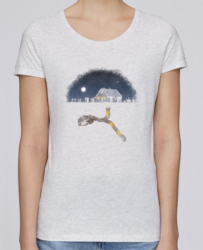 T-shirt Femme Stella Loves Always Digging par Florent Bodart