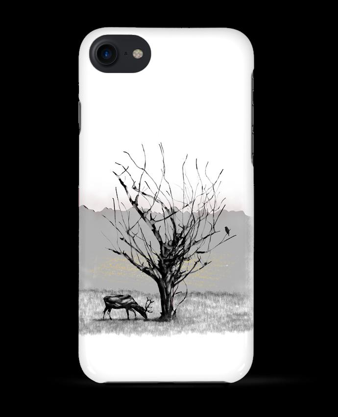 Coque 3D Iphone 7 The view de Florent Bodart