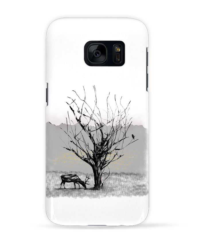 Coque 3D Samsung Galaxy S7 The view par Florent Bodart