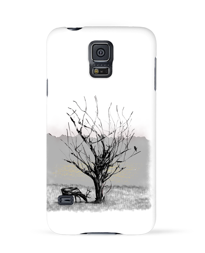Coque 3D Samsung Galaxy S5 The view par Florent Bodart