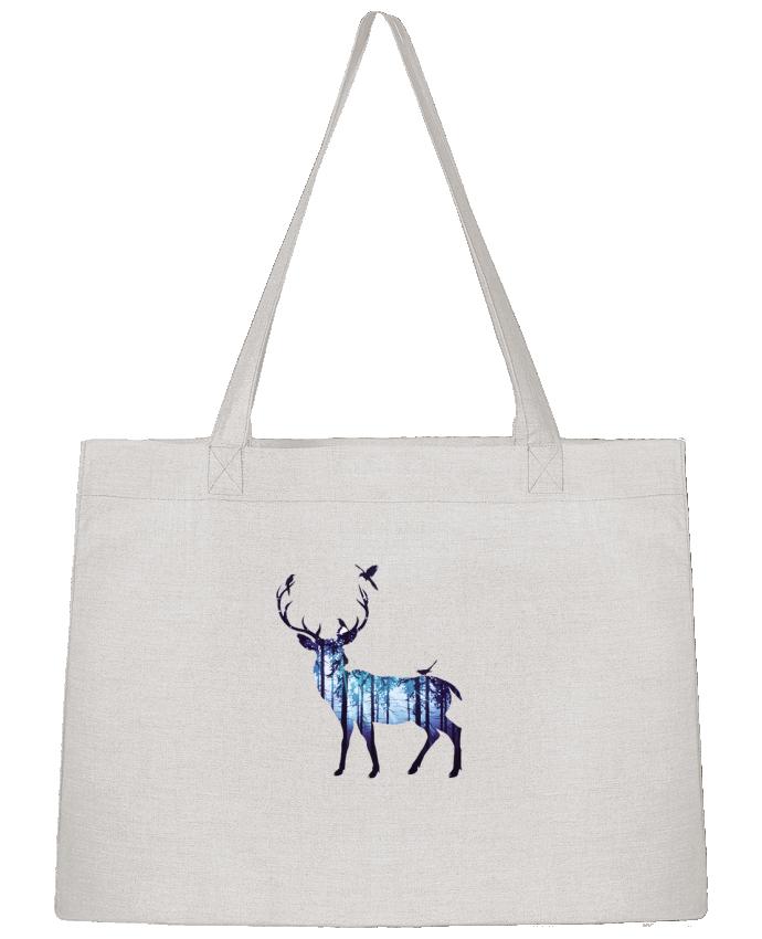 Sac Cabas Shopping Stanley Stella Deer par Likagraphe