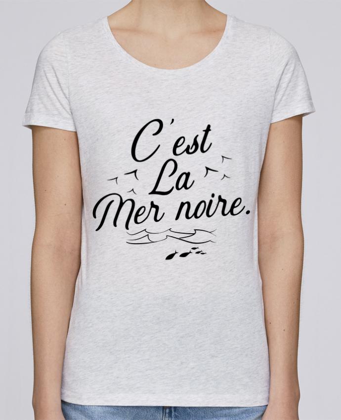 T-shirt Femme Stella Loves C'est la mer noire par Original t-shirt