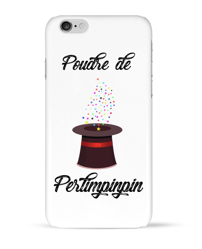 Coque 3D Iphone 6 Poudre de Perlimpinpin VS Merlin par tunetoo