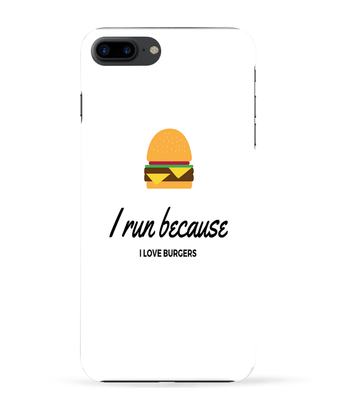 coque hamburger iphone 7 plus