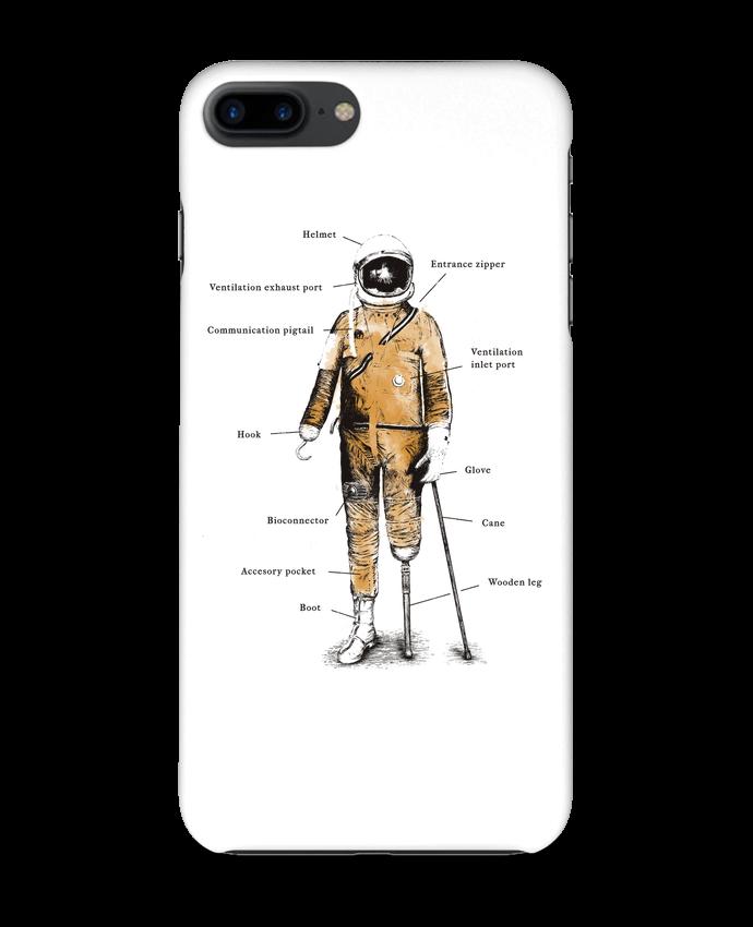 Coque 3D Iphone 7+ Astropirate with text par Florent Bodart