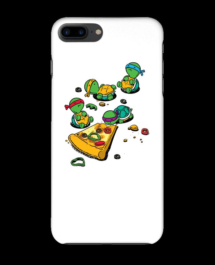 Coque 3D Iphone 7+ Pizza lover par flyingmouse365
