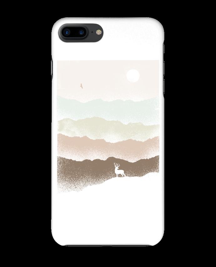 Coque 3D Iphone 7+ Quietude par Florent Bodart