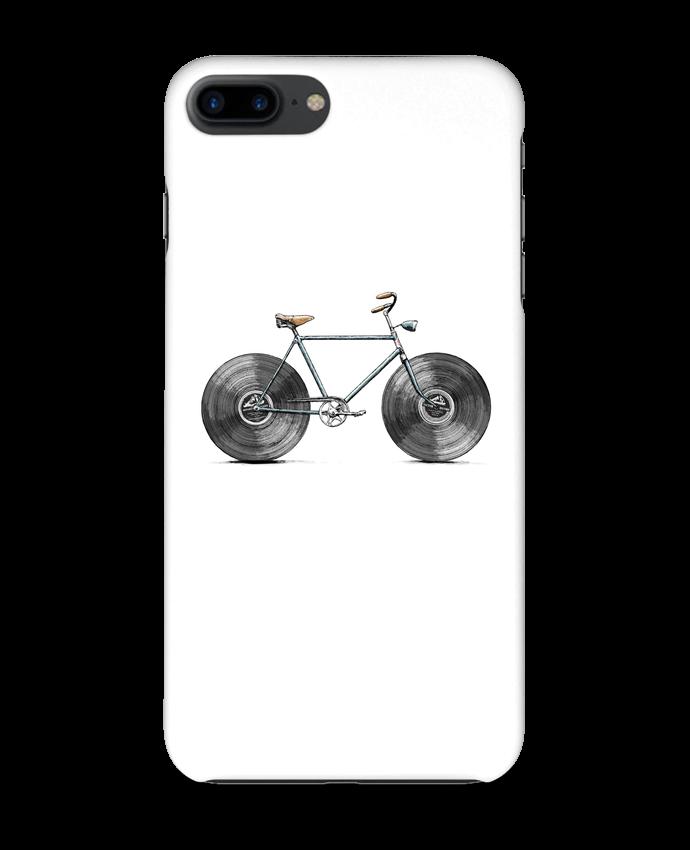 Coque 3D Iphone 7+ Velophone par Florent Bodart