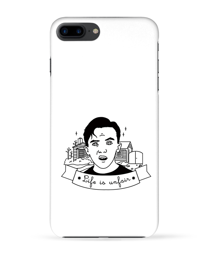 Coque 3D Iphone 7+ Malcolm in the middle par tattooanshort