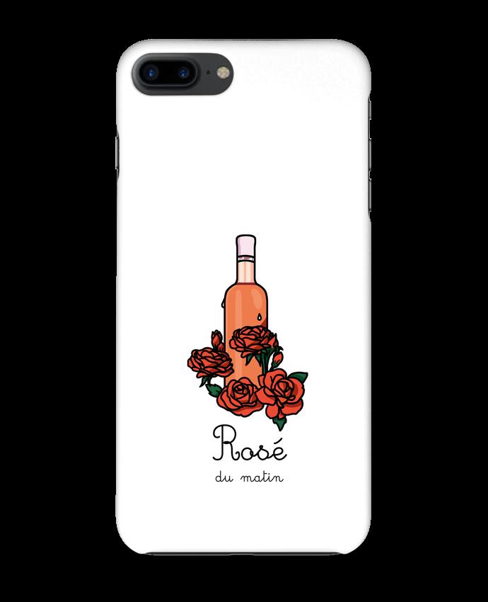Coque 3D Iphone 7+ Rosé du matin par tattooanshort