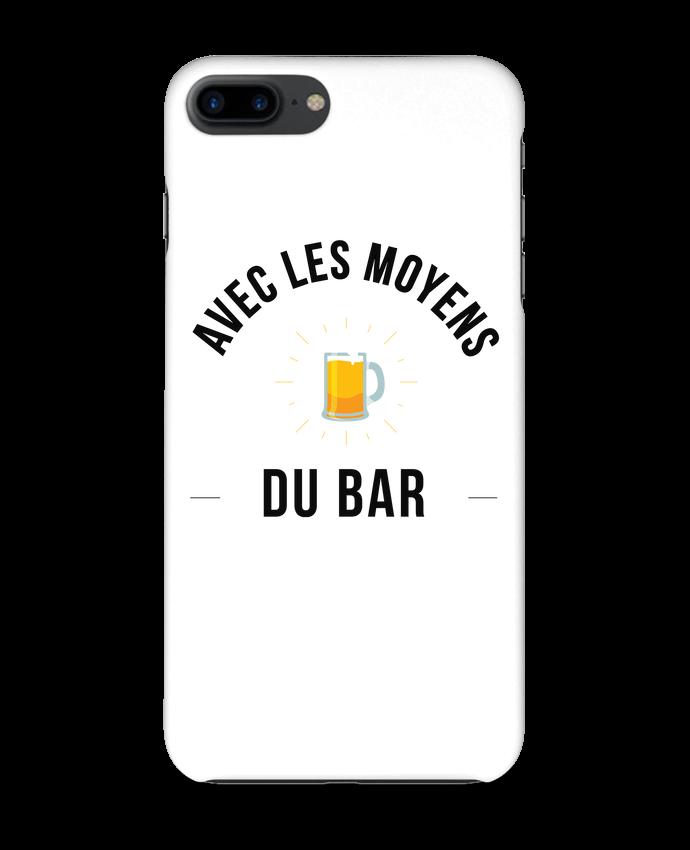 Coque 3D Iphone 7+ Avec les moyens du bar par Ruuud