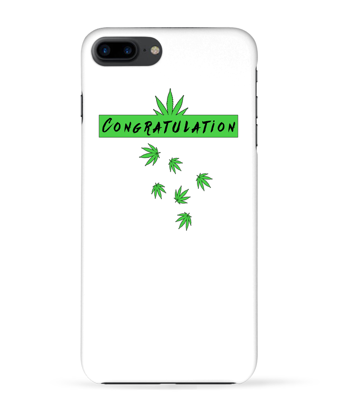 coque iphone 7 plus weed