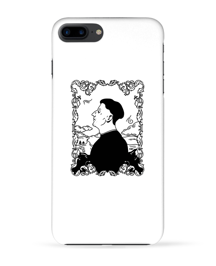 Coque 3D Iphone 7+ Godefroy de montmirail par tattooanshort