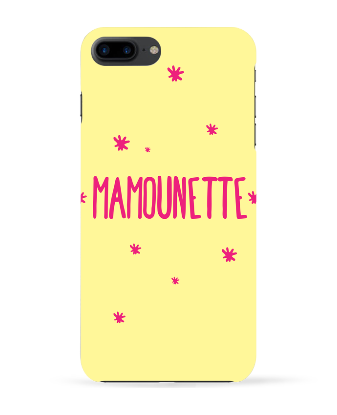 Coque 3D Iphone 7+ Mamounette par tunetoo
