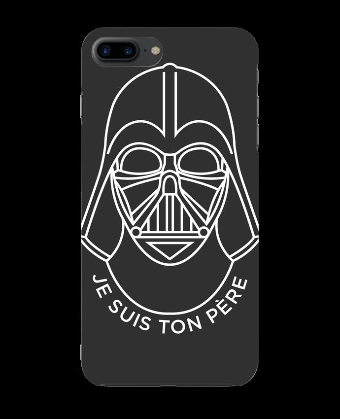 Coque 3D Iphone 7+ Je suis ton père par tunetoo