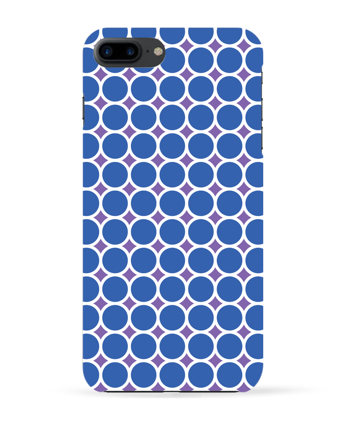 coque a pois iphone 7