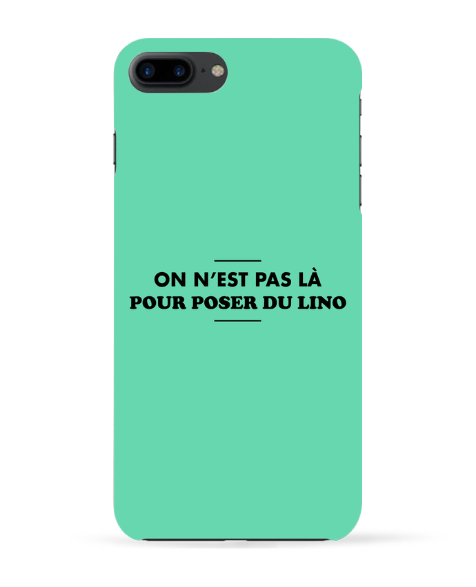 Coque 3D Iphone 7+ On n