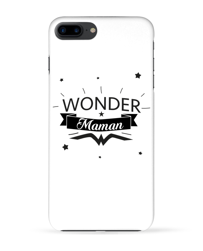 Coque 3D Iphone 7+ Wonder Maman par IDÉ