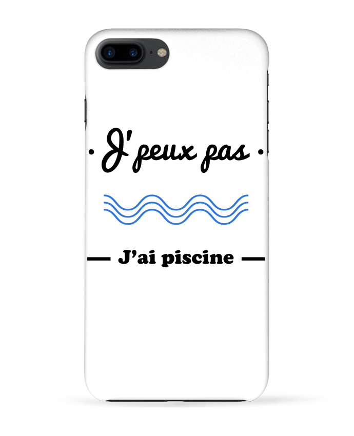 Coque 3D Iphone 7+ J