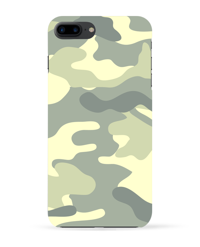Coque 3D Iphone 7+ Camouflage clair par justsayin