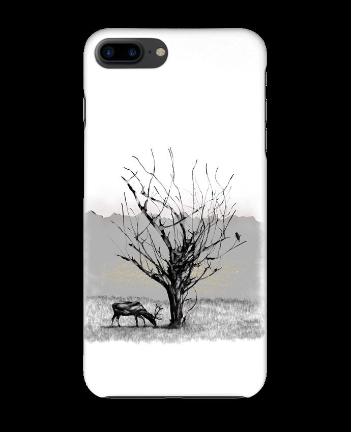 Coque 3D Iphone 7+ The view par Florent Bodart