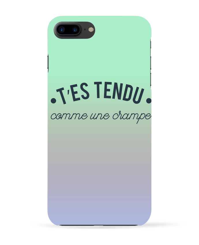 Coque 3D Iphone 7+ T