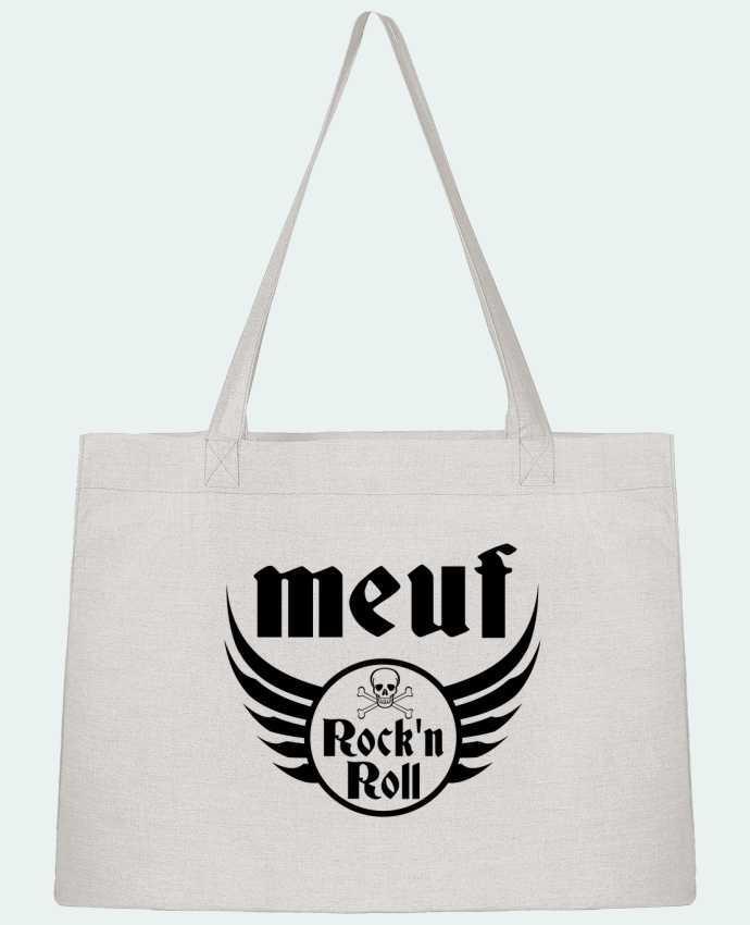 Sac Cabas Shopping Stanley Stella Meuf rock'n roll par Les Caprices de Filles