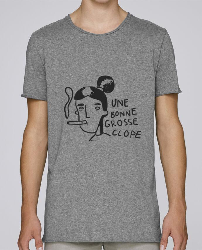 T-shirt Homme Oversized Stanley Skates CLOPE (une bonne grosse) par RSTLL