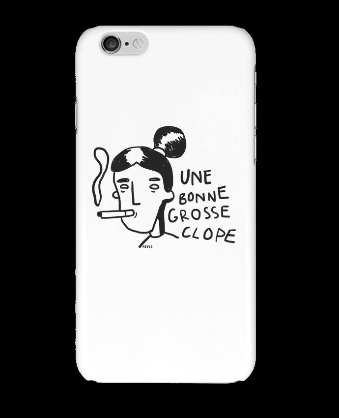 Coque 3D Iphone 6 CLOPE (une bonne grosse) par RSTLL