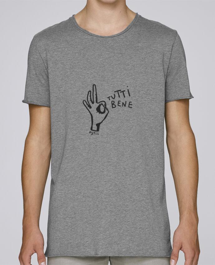 T-shirt Homme Oversized Stanley Skates TUTTI BENE par RSTLL