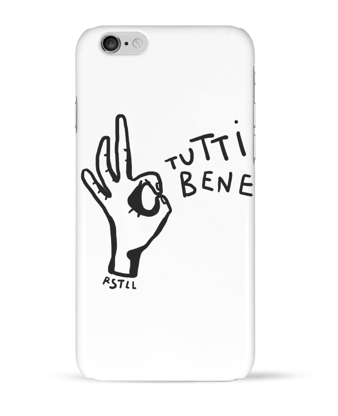 Coque 3D Iphone 6 TUTTI BENE par RSTLL