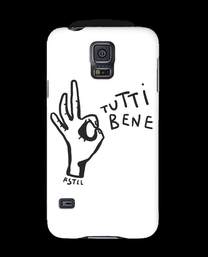 Coque 3D Samsung Galaxy S5 TUTTI BENE par RSTLL