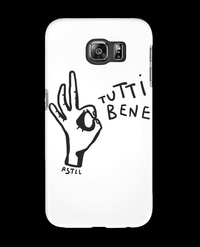 Coque 3D Samsung Galaxy S6 TUTTI BENE - RSTLL