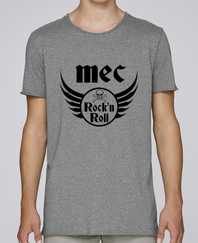 T-shirt Homme Oversized Stanley Skates Mec rock'n roll par Les Caprices de Filles