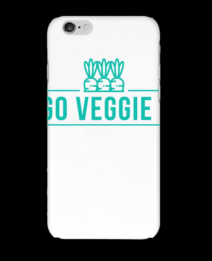 Coque 3D Iphone 6 Go veggie ! par Folie douce
