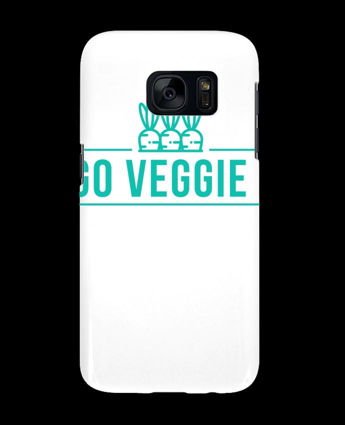 Coque 3D Samsung Galaxy S7 Go veggie ! par Folie douce