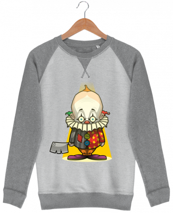 Sweat French Terry Choppy Clown par SirCostas