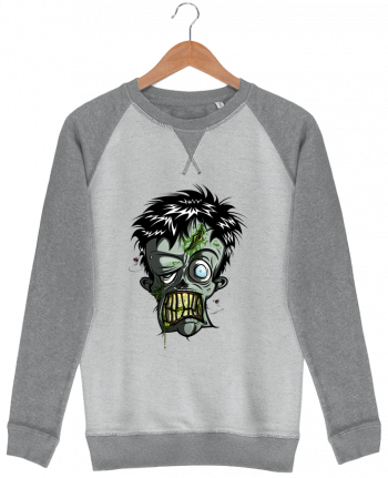 Sweat French Terry Toxic Zombie par SirCostas