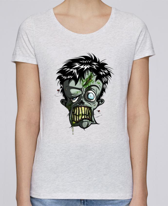 T-shirt Femme Stella Loves Toxic Zombie par SirCostas
